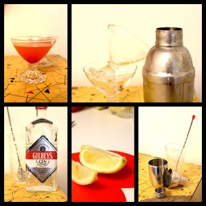 A vintage cocktail for the Summer!