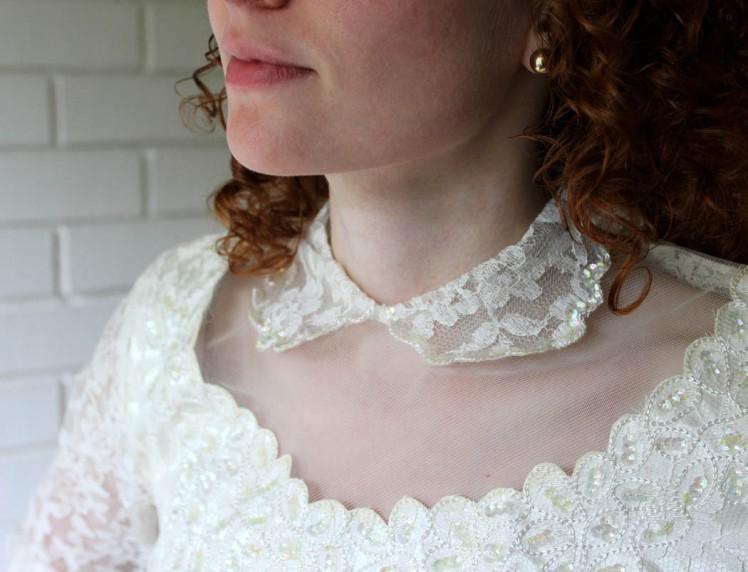 1953 Wedding Dress 3