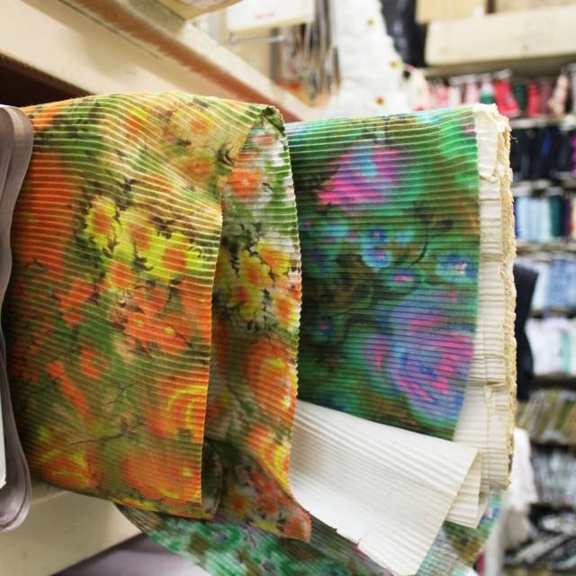 Ripple Fabric