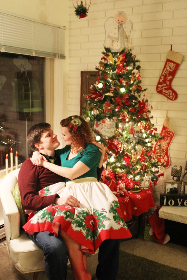 Christmas Couple 1