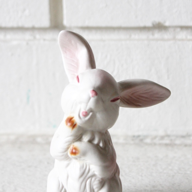 Ceramic Bunny 1